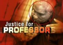 Prof murder: Govt cries blackmail