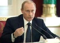 Putin warns US over missile shield
