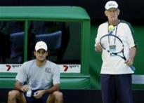 Federer, coach part ways