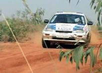 South India's fast and  furious rallyists