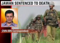 Army awards death to killer jawan