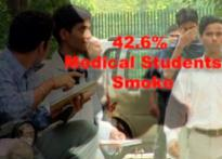 40% Indian docs are chain smokers