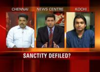 Is temple sanctity defiled by non-Hindus?