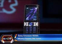 Sony Ericcson redefines cell phones