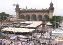 Hyd blast accused held in M'rashtra