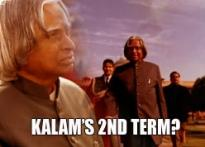Kalam may not get second chance