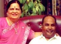 Wharton School honours Dhirubhai