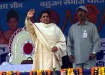 UP: Exit Mulayam, enter Mayawati