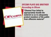 Ofcom is broadcasters' Big Brother