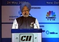 PM reverses Manmohanomics</a> | <a href='http://www.ibnlive.com/news/india/05_2007/india-made-you-now-lets-make-bharat-pm-to-industry-41223.html'>More</a>