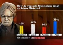 IBNLive poll results: PM's report card