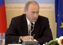 Putin tries to patch up with EU
