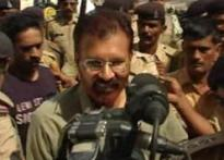 Vanzara suspended, farm raided