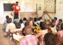 Haryana schools migrant labourers kids