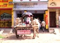 In Bihar bullock cart is ambulance