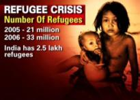 India uncertain sanctuary for refugees