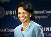Rice questions relevance of NAM