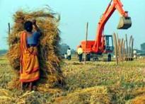 DLF's land-for-land-formula for Singur