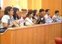 Infosys, IIIT trains SC STs students