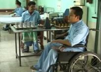 Disabled soldiers get new life in rehab