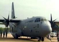 India set to get US military planes