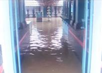 Thrissur temple welcomes rains