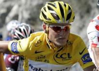 Rasmussen leads Tour de France after 9th stage