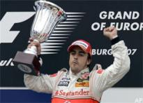 F1: Alonso wins European Grand Prix thriller