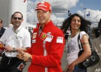 Nuerburgring honours ex-F1 champ Schumacher