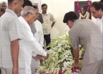 Chandra Shekhar was a revolutionary, says Lalu
