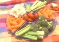 For healthy eating, add colour to your plate