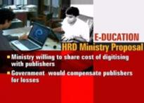 Govt to digitise expensive higher education books