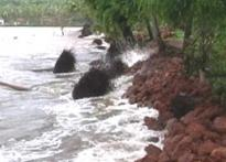 Goa beach gets washed away, others under threat