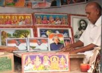 Kalam hair-cut a cult in his ancestral village