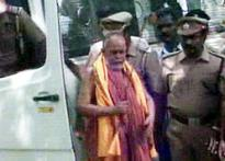 Kanchi seer, 11 others charged in assault case
