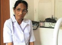 Meet Orissa's own Florence Nightingale