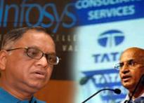 TCS scores above Infy despite rising rupee, wages