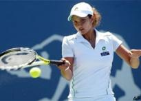Sania enters quarter-finals, to face Sharapova