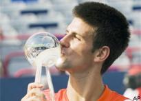Djokovic beats Federer, wins Montreal Master title