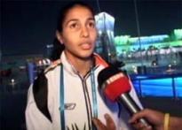 Anju Bobby finishes ninth in World Athletics meet