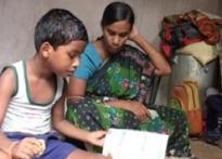 Budhia can't outrun poverty, returns to slum
