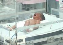 Dumped after birth, Gujarat baby gets new life