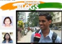 What is freedom? Indians speak their mind
