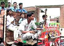 Forget the car, rural India gets hotwheels in <i>jugaar</i>