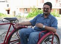 This cycle will take Munnabhai around the world