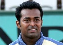 Bhupathi-Zimonjic advance, Paes-Damm crash out