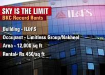 Rentals@ Rs 450 a square foot, Mumbai sets record
