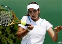 Sania Mirza moves into second round of US Open