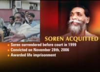 High Court acquits Shibu Soren in murder case