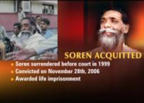 High Court acquits Shibu Soren in murder case